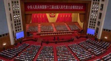 Kineski parlament podržao jačanje kontrole nad Hong Kongom