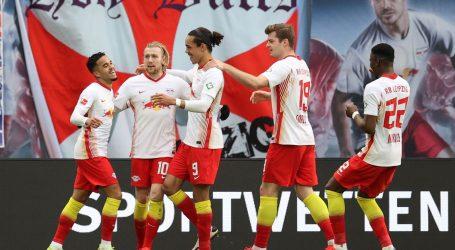 Bundesliga: RB Leipzig nije uspio protiv Eintrachta, iako je igrao na svom terenu