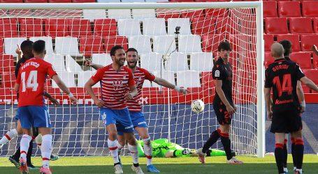 La Liga: Granada pobijedila Real Sociedad, Atletico Madrid i dalje prvi