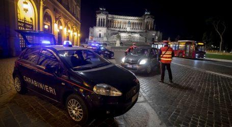 U Italiji ponovno na snazi stroge mjere zatvaranja za suzbijanje pandemije koronavirusa