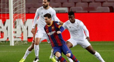 Primera: Uvjerljiva pobjeda Barcelone, Messi se izjednačio sa Xavijem