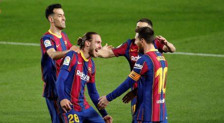 Barcelona 'razbila' Real Sociedad sa 6-1, vratili se na drugo mjesto