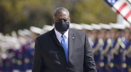 Američki ministar obrane nenadano posjetio Afganistan