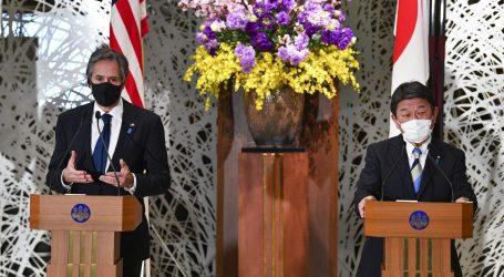 Antony Blinken u prvom posjetu Tokiju, pozvao na dublje veze s Japanom