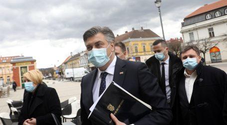 """Plenković: """"Ne obustavljamo cijepljenje AstraZenecom"""""""