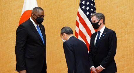 Antony Blinken iz Tokija poručio da se Kina 'ponaša represivno i agresivno'