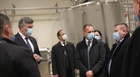 Plenković u Virovitici: Za 20 tisuća radnika u županiji izdvojeno 85 milijuna kuna