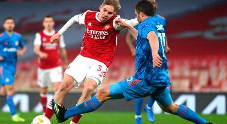 Arsenal, Roma i Granada u četvrtfinalu Europske lige