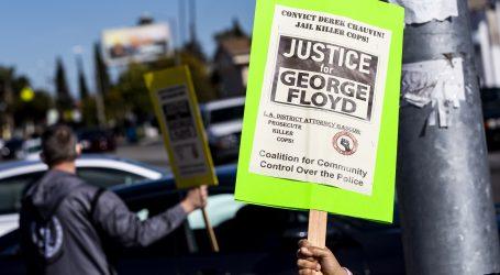 Počelo suđenje policajcu koji je usmrtio Georgea Floyda