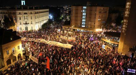 Izralci na ulicama prosvjeduju protiv Netanyahua, tri su dana do izbora