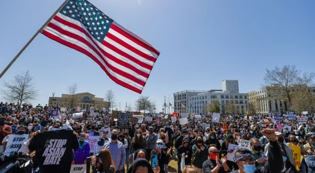 SAD: Veliki prosvjed u Atlanti nakon ubojstva šest Azijatkinja