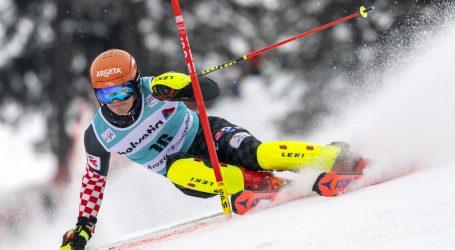 Svjetski kup u Lenzerheideu: Zubčić zauzeo 13. mjesto u slalomu, slavio Austrijanac Feller