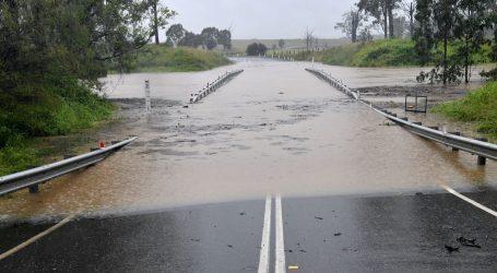 Najgore poplave u posljednjih 50 godina pogodile Australiju, tisuće ljudi evakuirano