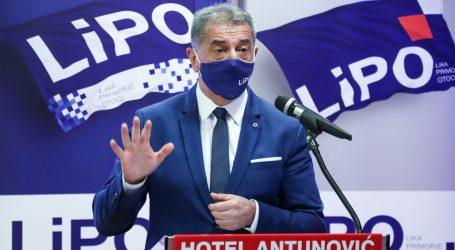 """Milinović optužuje: """"Ličko-senjski HDZ blokira poduzetnički inkubator i provodi gospodarski terorizam"""""""