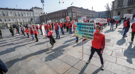 Italija: Učenici i cirkuski izvođači prosvjeduju protiv mjera zatvaranja