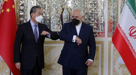 Iran i Kina potpisali sporazum o trgovinskoj suradnji u trajanju od 25 godina