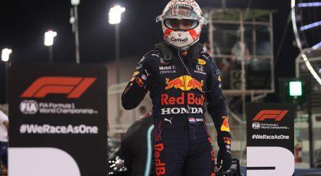 F1: Verstappen najbrži u kvalifikacijama za VN Bahreina