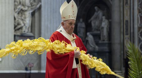 Papa uputio apel za klimu parafrazirajući Shakespearea