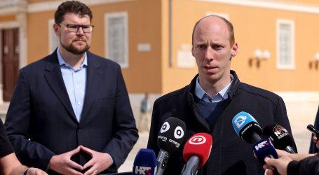 """Kandidat za gradonačelnika Zadra: """"Pozivam DORH da reagira na objavu 'Nacionala'. Nitko je nije prenio…"""""""