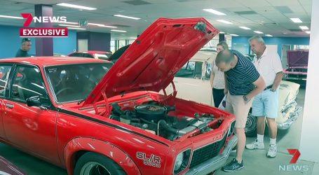 Rijedak primjerak Holdena Torane prodan za pola milijuna dolara