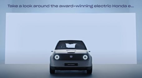 Gradski autić: Honda e sakupila brojne nagrade i priznanja
