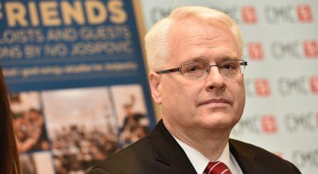 """Josipović: """"Odnosi Hrvatske i BiH su loši, ali Milanović nije kriv za to"""""""