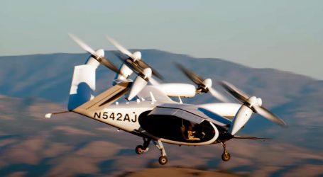 Leteći taxi: Za 'Joby Aviation' električni pogon je budućnost zračnog prometa