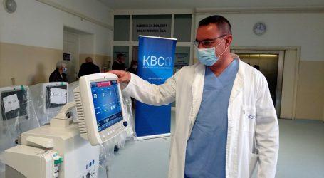 KBC Rijeka dobio 12 novih respiratora, svaki uređaj košta 24 tisuće eura