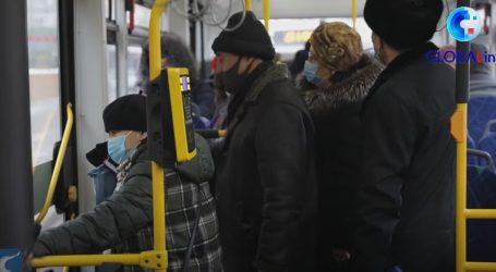 Električni autobusi bez problema voze u zimskim uvjetima Astane