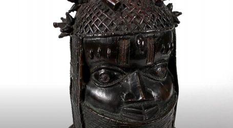 Brončana skulptura kralja Obe vraćena u Nigeriju