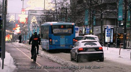 Zelena prijestolnica Europe, grad Lahti, predstavio aplikaciju za 'trgovanje ugljikom'