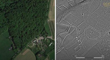 Velika Britanija: Laserskim skeniranjem arheolozi otkrivaju prošlost Južne Engleske