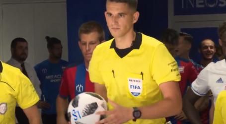 Švicarcu Tschudiju utakmica Vatrenih i Malte, hrvatski suci ovaj put bez angažmana