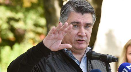 """Milanović: """"Sam samcat se mlatim s udbaško-hadezeovskim polusvijetom"""""""