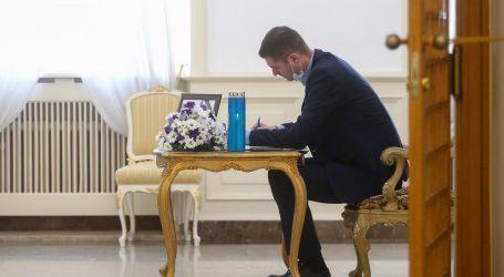 """Davor Filipović: """"Teze o promjeni kandidata su promašene, imam čvrstu podršku Plenkovića"""""""
