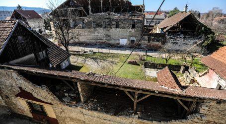 SMŽ: Prijavljeno38.038 oštećenih objekata, 3 589 ih neuporabljivo