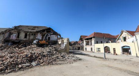 Uskoro početak obnove Zagreba i predstavljanje modela kuća za obnovu Banovine