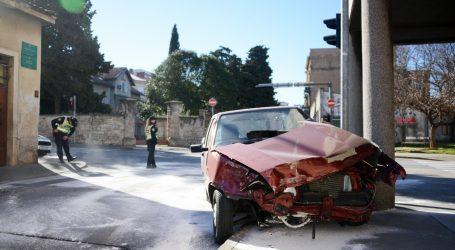 Proteklog vikenda četvoro poginulih u prometu
