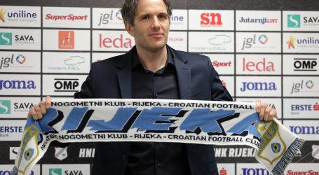 """Tomić predstavljen kao trener Rijeke: """"Želim se boriti za trofeje"""""""