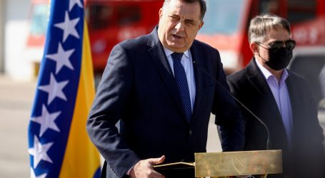 """Dodik: """"Referendum o otcjepljenju RS od BiH predložit ću za godinu ili dvije"""""""