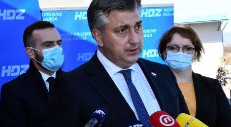 """Plenković o Vrhovnom sudu: """"Naš prijedlog poštivat će Ustav, zakone i institut javnog poziva"""""""