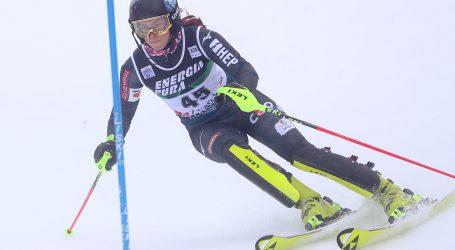 Skijanje: Vlhova u vodstvu, bez Hrvatica u drugoj vožnji
