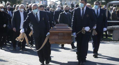 Zbog Bandićevog sprovoda kažnjeni Holding i Gradska groblja