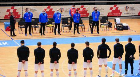 Futsal: Hrvatska u prvoj jakosnoj skupini