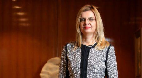 """Zlata Đurđević: """"Strogo sam se držala Ustava i zakona, s Milanovićem nikada ranije nisam imala bilo kakve kontakte ili susrete"""""""