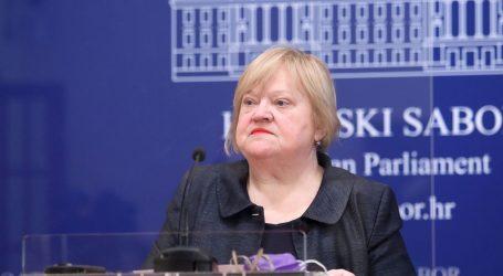 """Anka Mrak Taritaš premijeru: """"Pokažite plan oporavka i otpornosti"""""""
