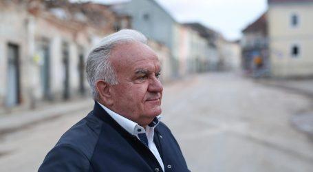"""Dumbović: """"Još uvijek nismo ljudima pružili niti osnovnu sigurnost, a ovakvim tempom obnove grad će polako umirati"""""""