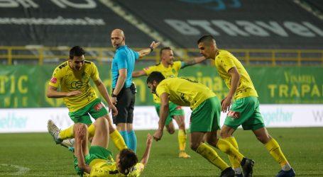 Istra u dramatičnoj utakmici svladala Šibenik u Puli i stigla do četvrte ligaške pobjede u sezoni