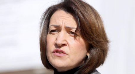 """Bandićeva zamjenica: """"Nisam razmišljala o kandidaturi za gradonačelnicu, važno da je organizacija spremna"""""""