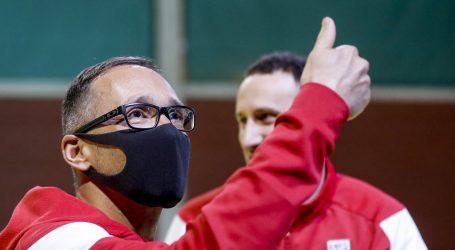 """Izbornik Horvat: """"Uspjeli smo preokrenuti nemoguće, a pobjedu je donijela obrana"""""""